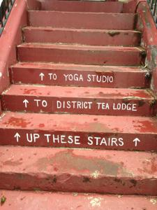 District Steps